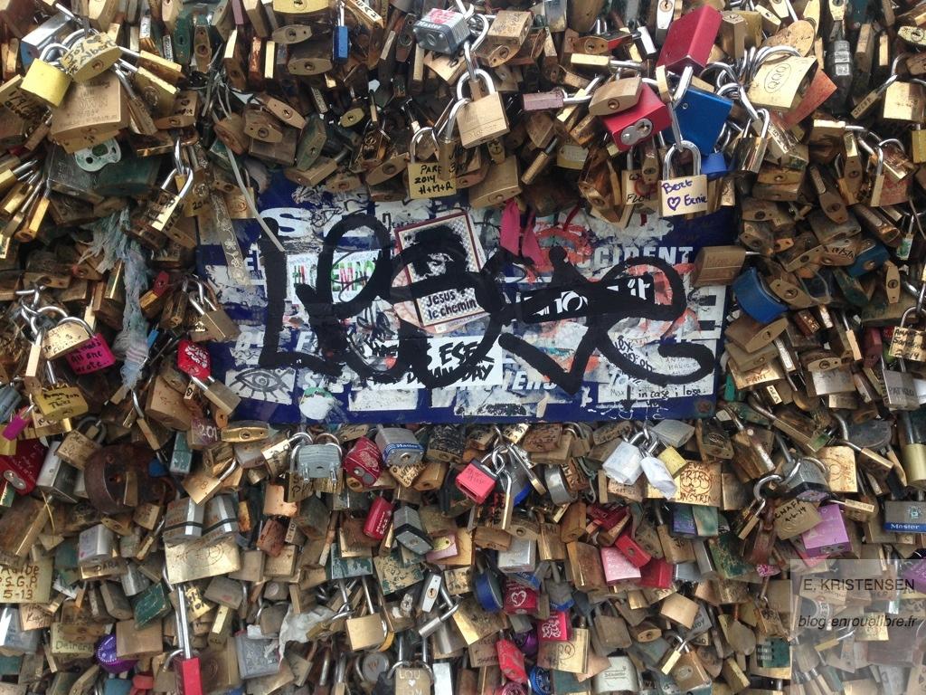 Combien y a-t-il de clés dans la Seine?!