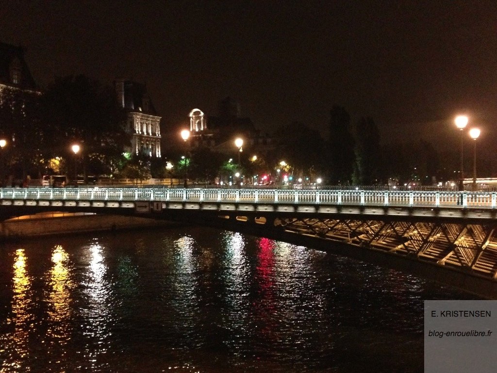 En bonus : Paris de Nuit!